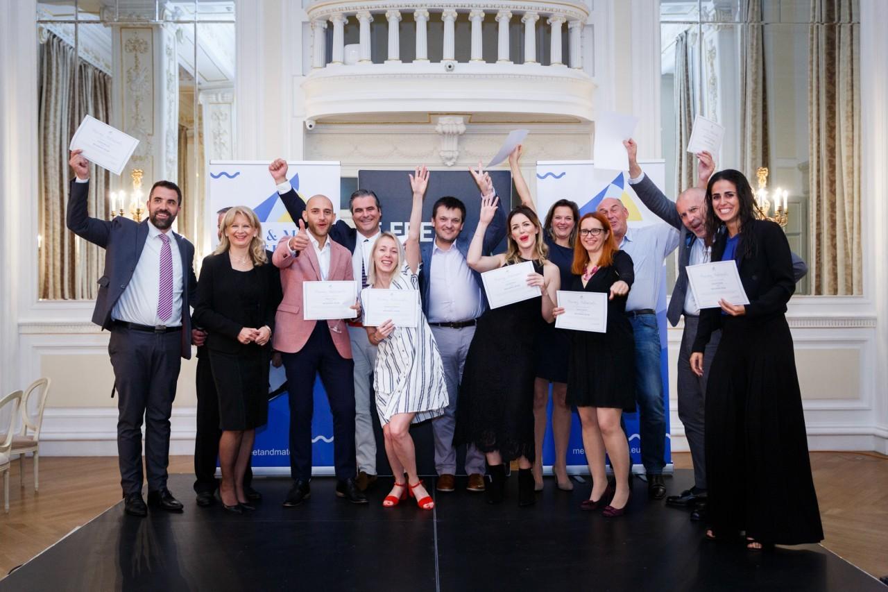 Meet and Match 2019 Portorož: Ana Aleksić i Event Planner, susret sa kolegama - učesnici
