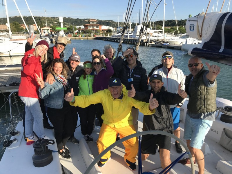 Meet and Match 2019 Portoroz with Event Planner and Ana Aleksic - regatta