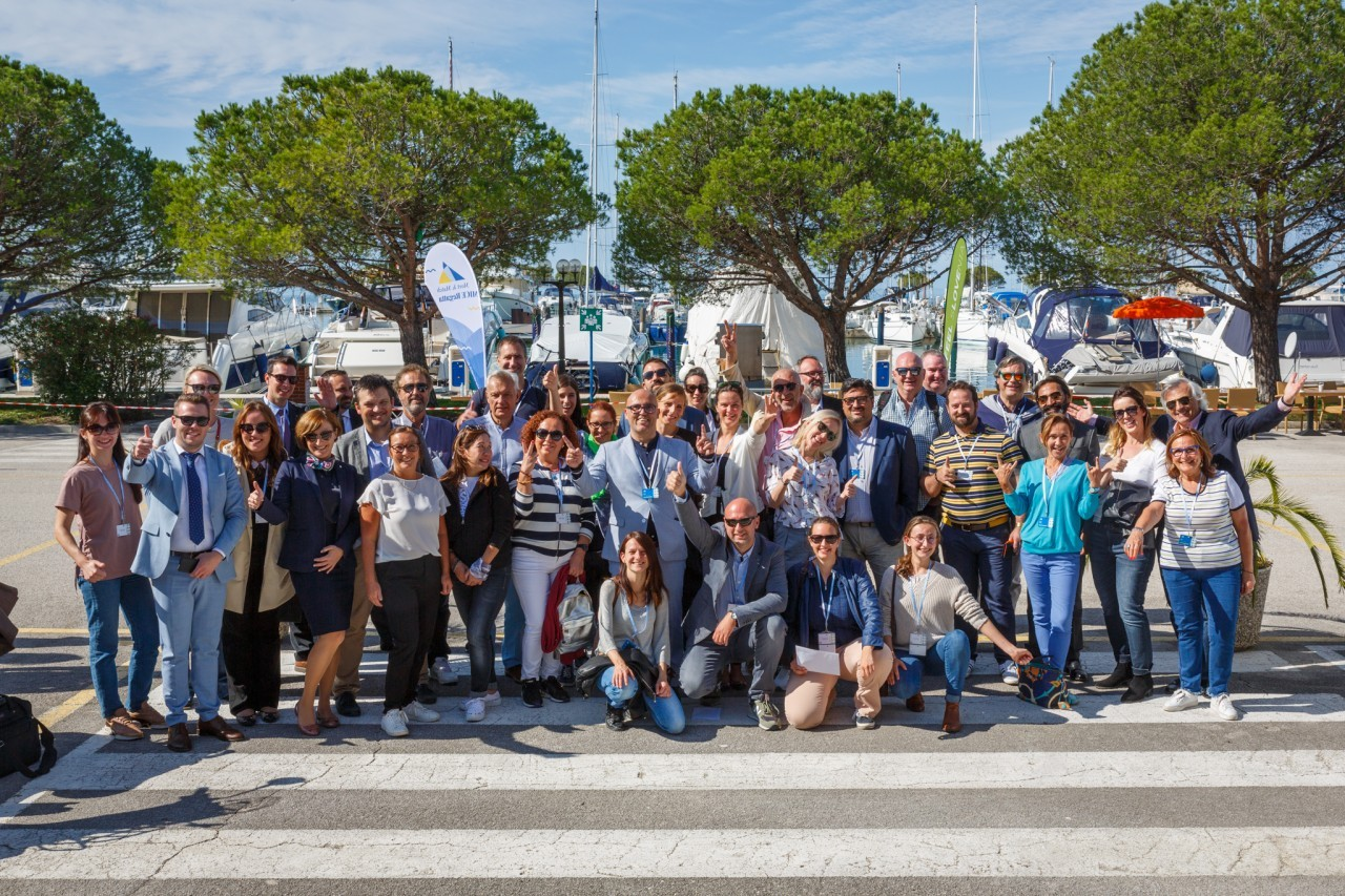 Meet and Match 2019 Portoroz with Event Planner and Ana Aleksic - participants